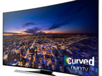 Curved TVs are set to bounce back again