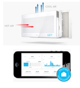 aros smart air conditioner