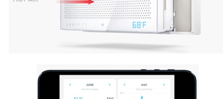 Smartphone app lets you control Aros Smart Air Conditioner