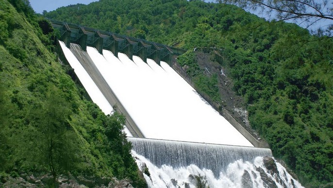 Ambuklao HydroPower Plant