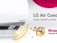 LG Air Conditioner can Repel Mosquitoes
