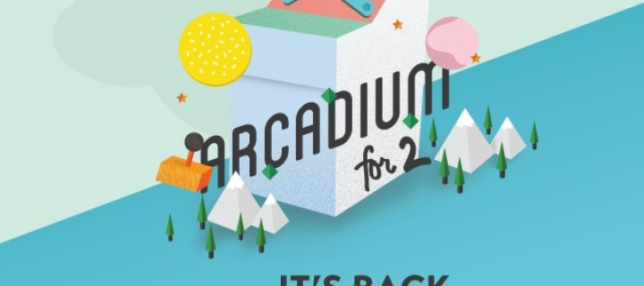 Power Mac Center's  Arcadium for 2 Gaming Event is Fun so Join It!