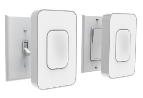 SwitchMate Changes your Ordinary Light Switch to a Smart One