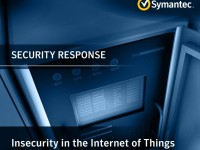Symantec says IoT-Enabled Devices should have Better Security Measures