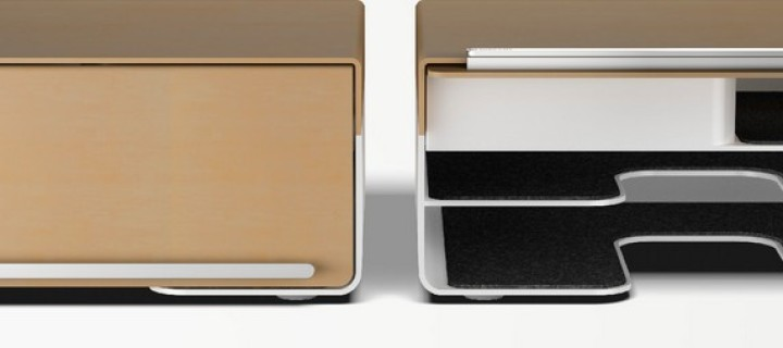 Cove  can Store and Charge  Tablets, Smartphones and other Electronic Devices