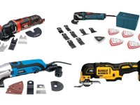Oscillating Power Tools that Have Low Vibration and Noise