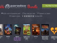 Get Great Games on Sale at Humble Bundle and Donate to Charity!