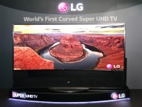 LG Unveils Philippines' biggest CURVED Super  ULTRA HD TV