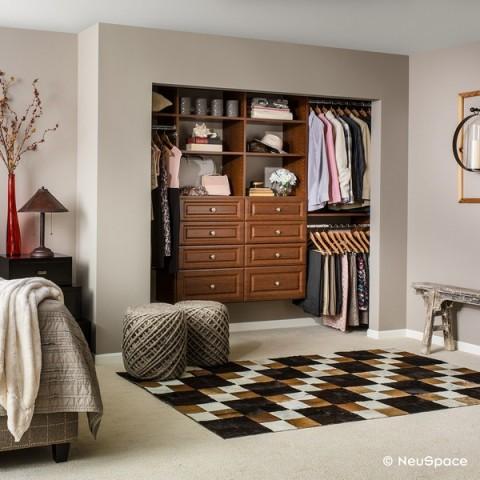 Get the NeuSpace DIY Home Organization System