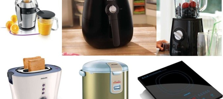 Philips Helps You Prepare Great Food for Your Kids