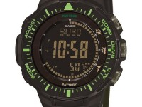 Outdoor Enthusiasts will love the  Casio ProTrek PRG300