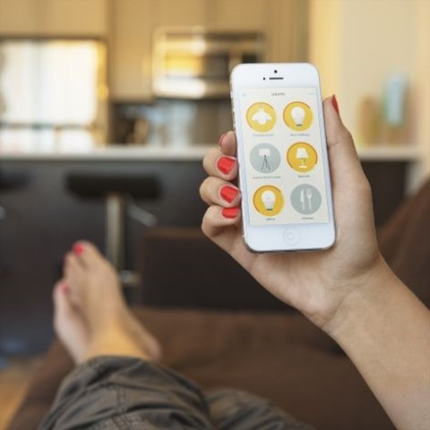 GE Intelligent LED Makes Homes, Buildings & Cities Smarter