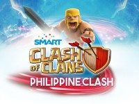 Join Smart's Clash of Clan Philippines Tourney