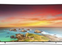 Hisense Launches its 4K ULED Curved Smart TV