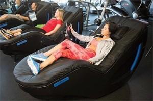 New HydroMassage Lounge Available Now (PRNewsFoto/HydroMassage)