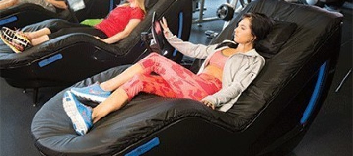 Get the New HydroMassage Lounge