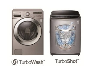 LG Turbo  Technology Washing Machines