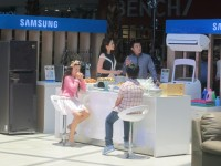 Samsung Launches their Happy Home Roadshow