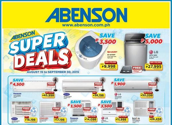 Aircon New Abenson Aircon