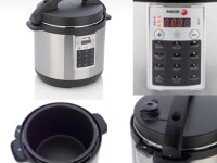 Fagor Pressure Cooker Can Simmer, Saute, Steam and Brown Food