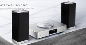 Panasonic Ottava SC C500 HIFI