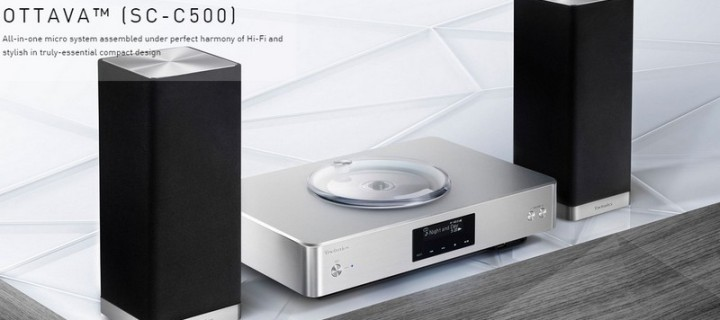 Panasonic Launches  All-in-One OTTAVA SC-C500 HiFi System