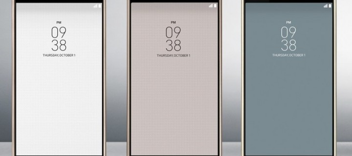 LG Launches V10 with 2nd Screen and Dual Front Cameras
