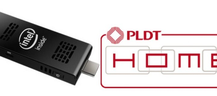 PLDT Home's New TVolution is an Intel Compute Stick
