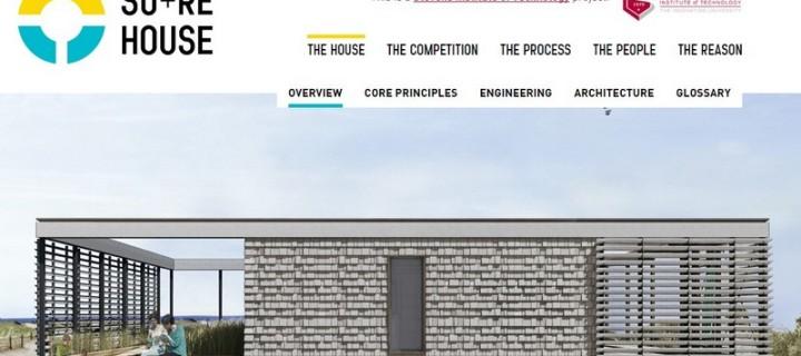 A House Built for the Coastal Areas