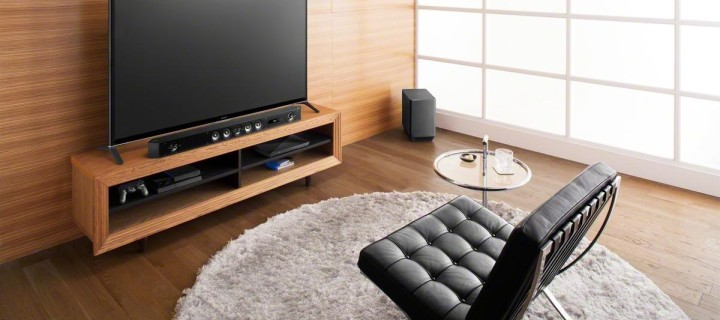 Sony Launches New Sound Bars