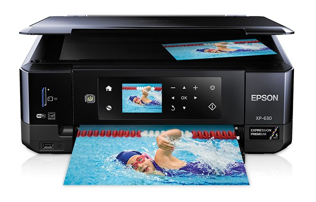 Epson Expression Premium XP 630 Printer