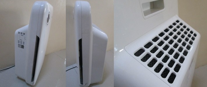 Philips Air Purifier Vents