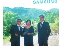 Samsung Electronics Philippines Lauded by WWF Philippines for its Environment Conservation Programs
