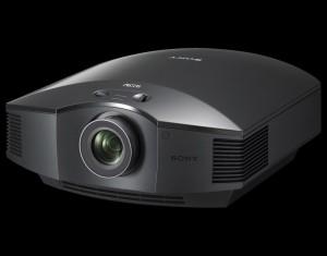 Sony VPL-HW65ES Projector (PRNewsFoto/Sony Electronics)