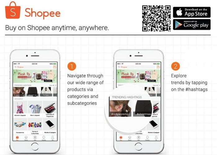 Shopee Mobile Store