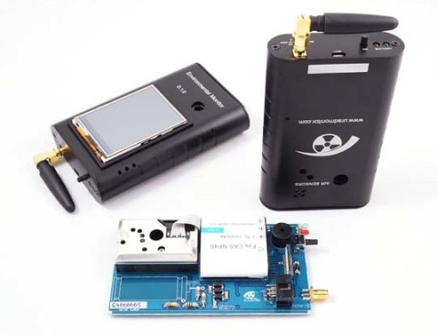 Monitor Air Pollution and other Pollutants with uRADMonitor