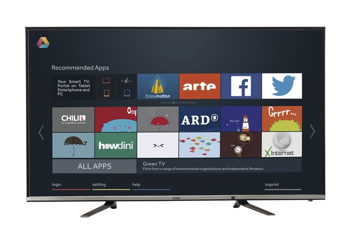 Haier K5000 TV