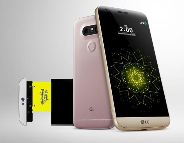 LG G5 & Friends (PRNewsFoto/LG Electronics USA)
