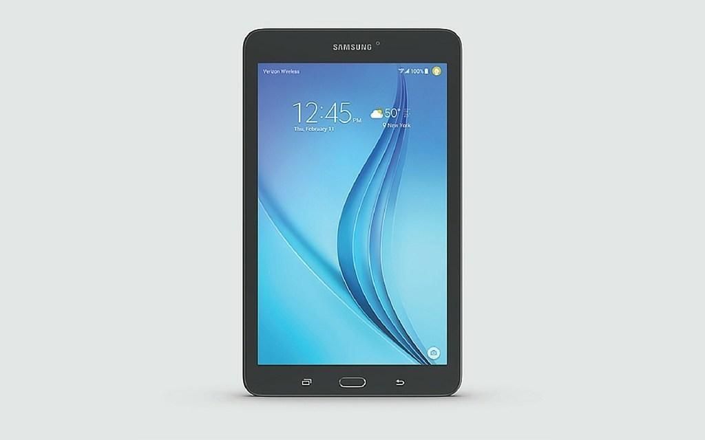 Samsung Tab (PRNewsFoto/Verizon)