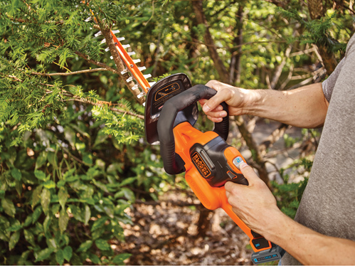 Black&Decker  20v-max-powercuttm-hedge-trimmer-25