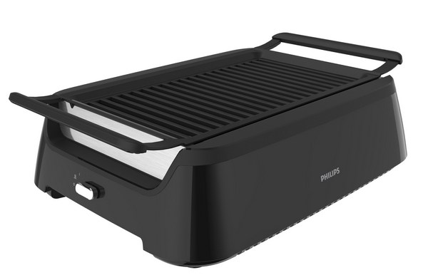 Philips Smoke-less Indoor Grill (PRNewsFoto/Royal Philips)