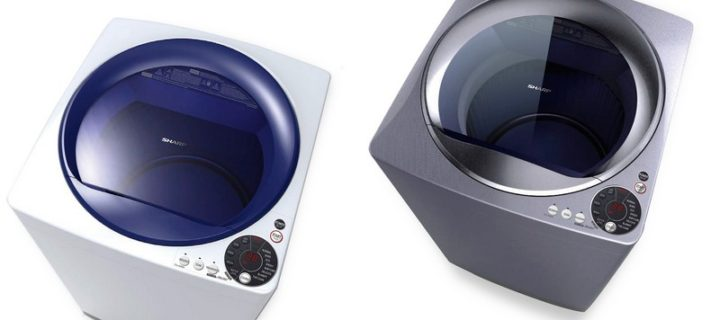 Check out the More Efficient Sharp Washing Machines