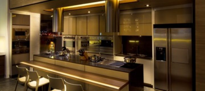 SMEG's New Flagship Appliance Showroom Has a Live Kitchen