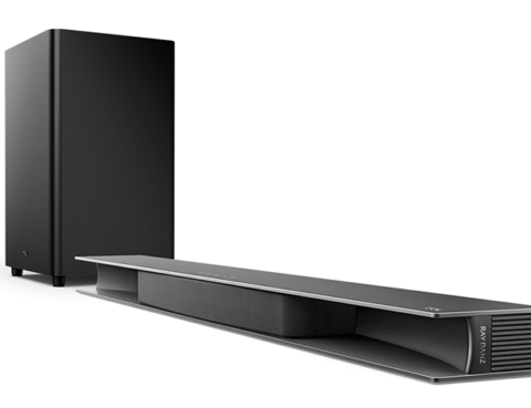 TCL Alto sound bars elevate the home theater experience