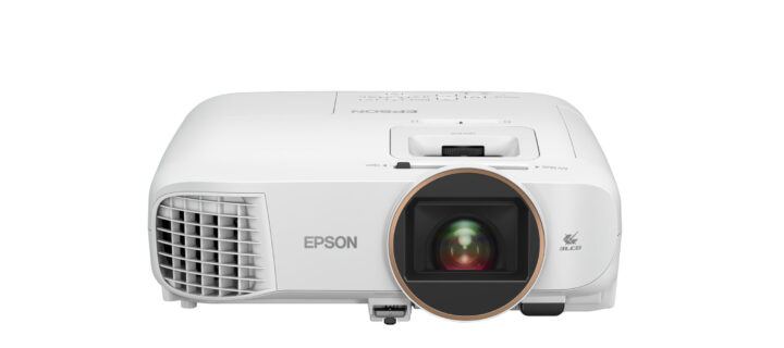 Bring home the movie experience with Epson Home cinema projectors