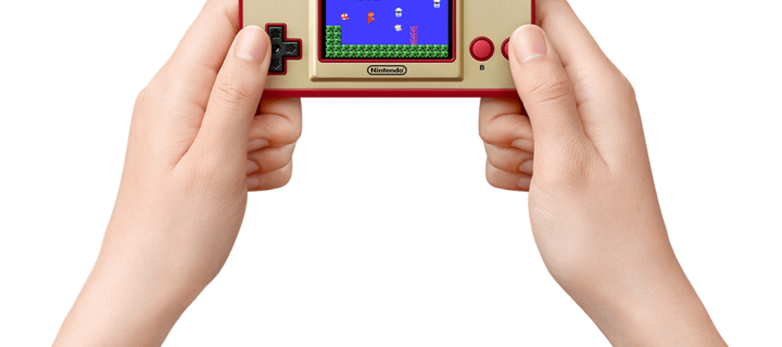 Relive gaming nostalgia with the new Nintendo Game &  Watch System