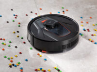 Tabot Robot Vacuum cleans & mops for you