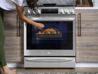 LG InstaView Range is your new 21st century oven