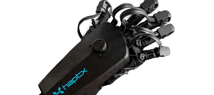 Feel the virtual world with HaptX Gloves DK2