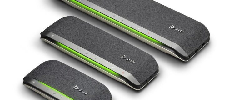 Poly unveils Poly Sync smart USB speakerphone line